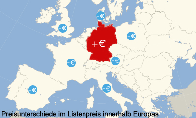 Karte EU Re-Import